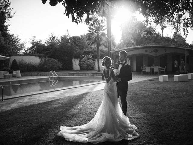 Il matrimonio di Valerio e Michela a Osio Sotto, Bergamo 28
