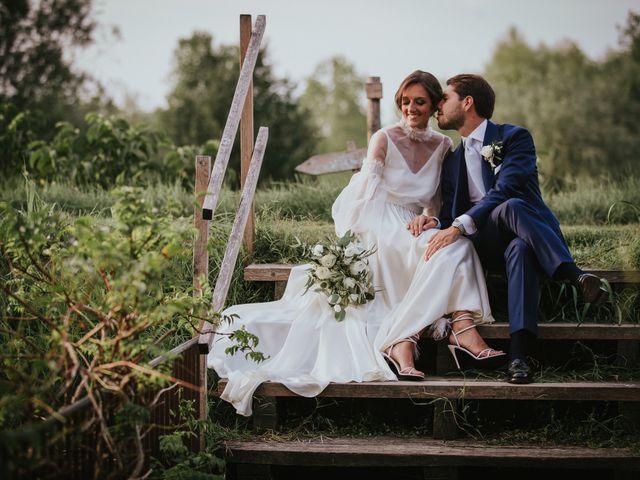 Il matrimonio di Stefano e Manuela a Polesine Parmense, Parma 40