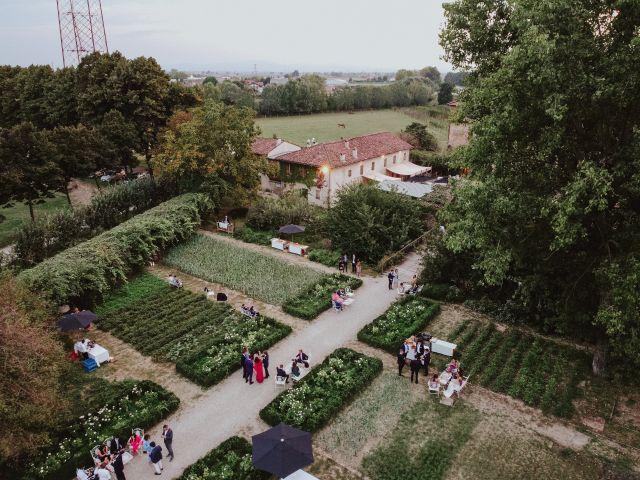 Il matrimonio di Stefano e Manuela a Polesine Parmense, Parma 41