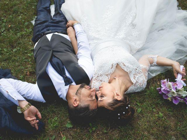 le nozze di Silvia e Carmelo