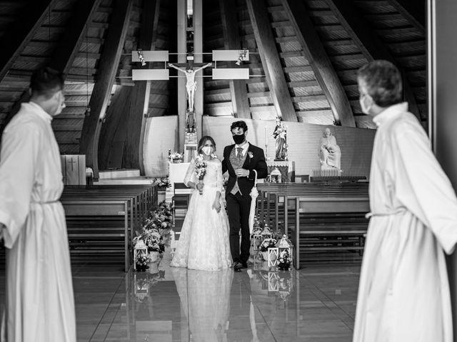 Il matrimonio di Michele e Marta a Bologna, Bologna 54