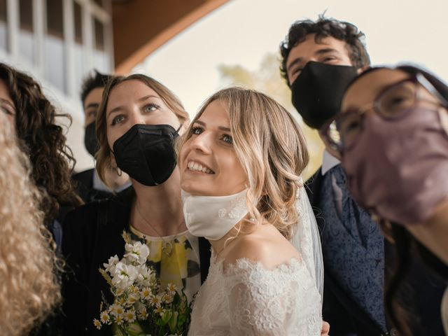 Il matrimonio di Michele e Marta a Bologna, Bologna 58