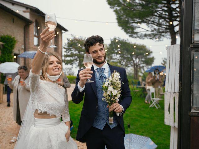 Il matrimonio di Michele e Marta a Bologna, Bologna 65