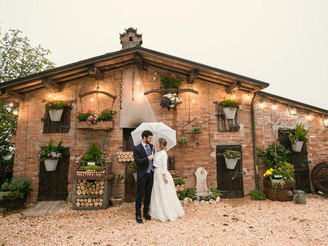 Il matrimonio di Michele e Marta a Bologna, Bologna 75