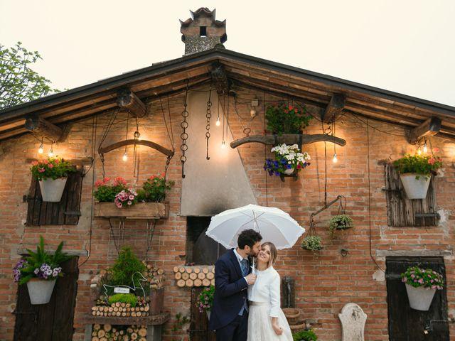 Il matrimonio di Michele e Marta a Bologna, Bologna 76