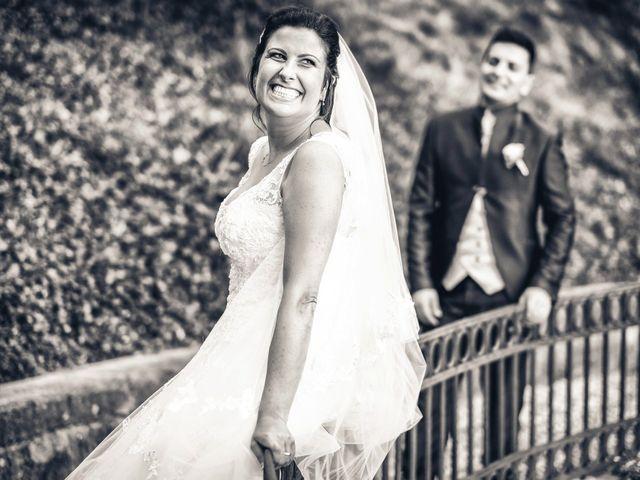 le nozze di Giada e Gianmauro