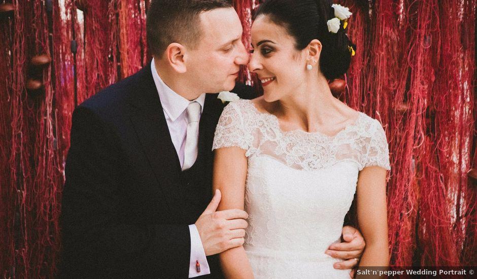 Il matrimonio di Antonio e Maria Concetta a Scilla, Reggio Calabria