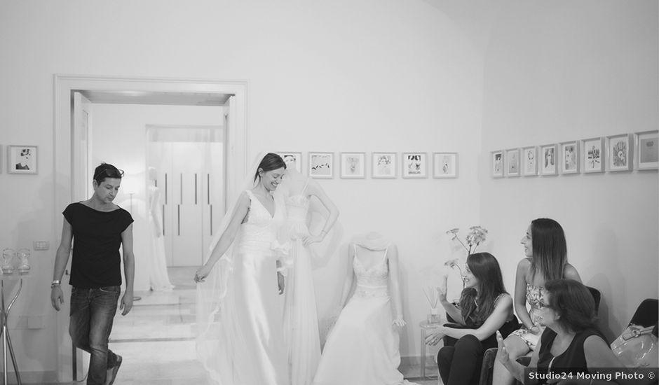 Il matrimonio di Attilio e Teresa a Nocera Inferiore, Salerno