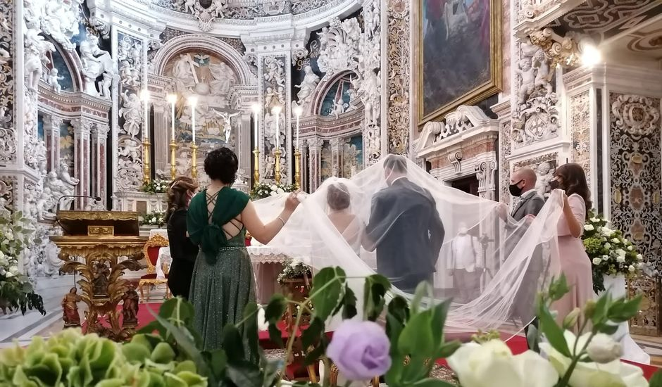 Il matrimonio di Mariangela  e Gianluca  a Palermo, Palermo