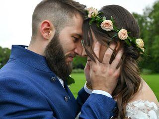 Le nozze di Desy e Cristian
