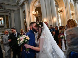 Le nozze di Desy e Cristian 1