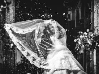 Le nozze di Grazia e Rosario