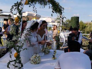 Le nozze di Carmen e Daniela