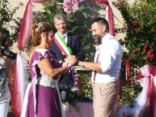 Le nozze di Patrizia  e Sandro