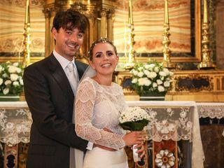Le nozze di Camilla e Beppe