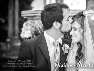Le nozze di Tiziano e Marta