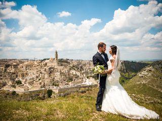 Le nozze di Emiliano e Alba