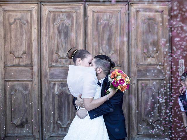 Il matrimonio di Davide e Eleonora a Novellara, Reggio Emilia 12