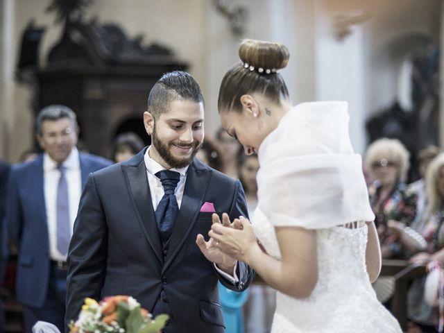 Il matrimonio di Davide e Eleonora a Novellara, Reggio Emilia 17