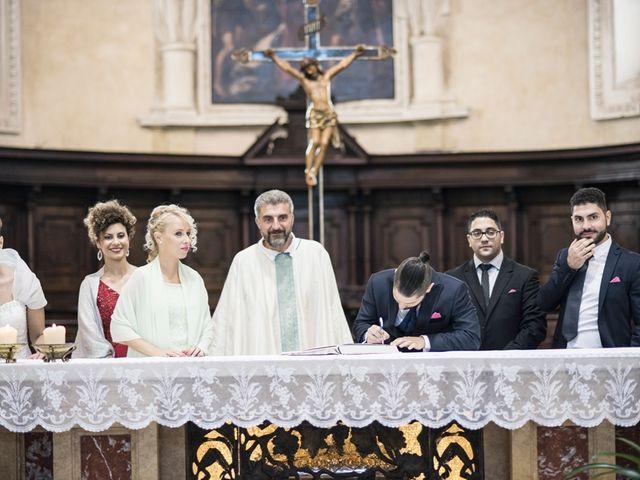 Il matrimonio di Davide e Eleonora a Novellara, Reggio Emilia 20