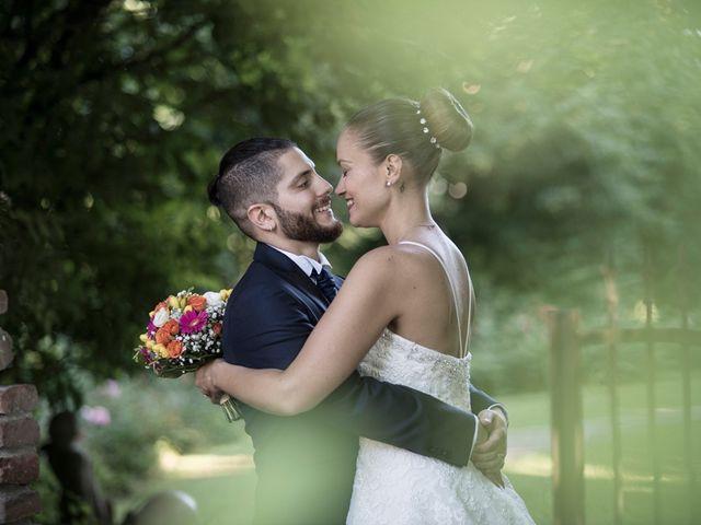 Il matrimonio di Davide e Eleonora a Novellara, Reggio Emilia 24