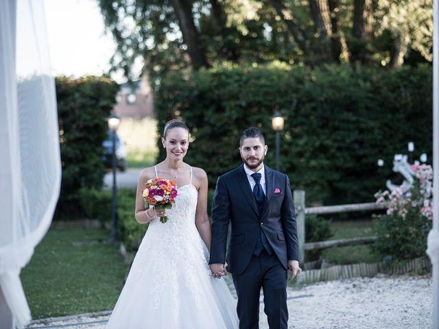Il matrimonio di Davide e Eleonora a Novellara, Reggio Emilia 33