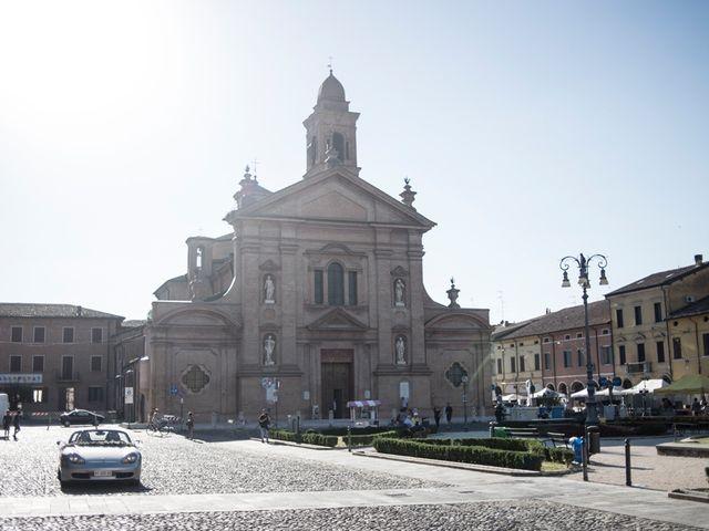 Il matrimonio di Davide e Eleonora a Novellara, Reggio Emilia 45
