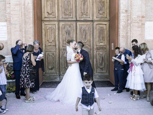 Il matrimonio di Davide e Eleonora a Novellara, Reggio Emilia 46