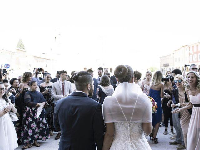 Il matrimonio di Davide e Eleonora a Novellara, Reggio Emilia 47