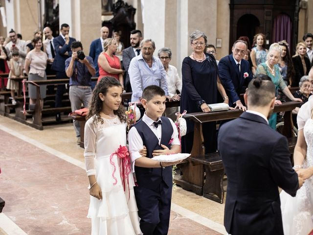 Il matrimonio di Davide e Eleonora a Novellara, Reggio Emilia 48