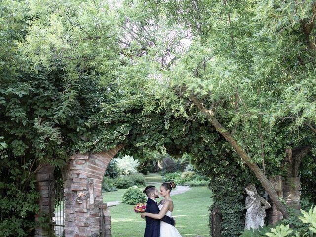 Il matrimonio di Davide e Eleonora a Novellara, Reggio Emilia 54
