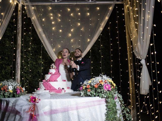 Il matrimonio di Davide e Eleonora a Novellara, Reggio Emilia 61