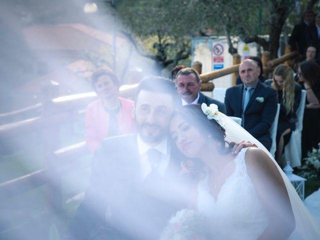 Le nozze di Samyra e Franco