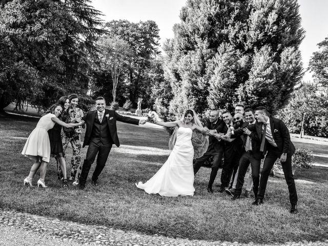 Il matrimonio di Angelo e Laura a Lesmo, Monza e Brianza 1