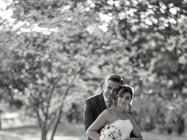 Il matrimonio di Angelo e Laura a Lesmo, Monza e Brianza 6