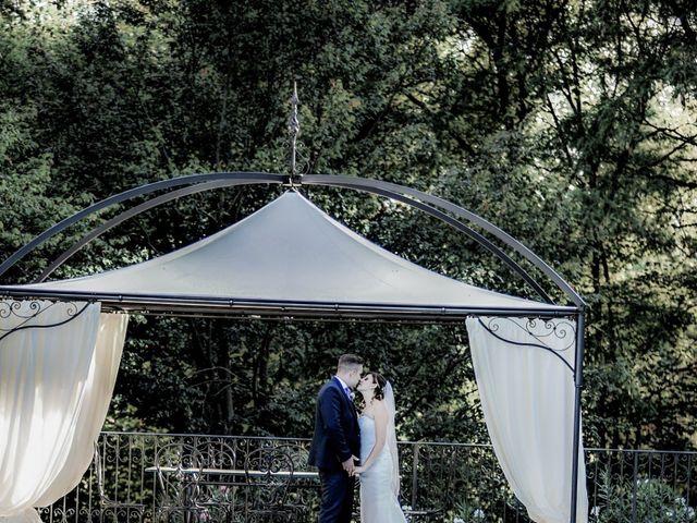Il matrimonio di Angelo e Laura a Lesmo, Monza e Brianza 9