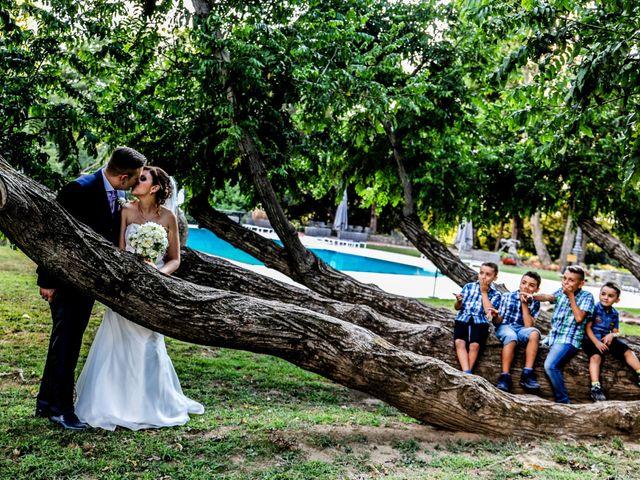 Il matrimonio di Angelo e Laura a Lesmo, Monza e Brianza 12