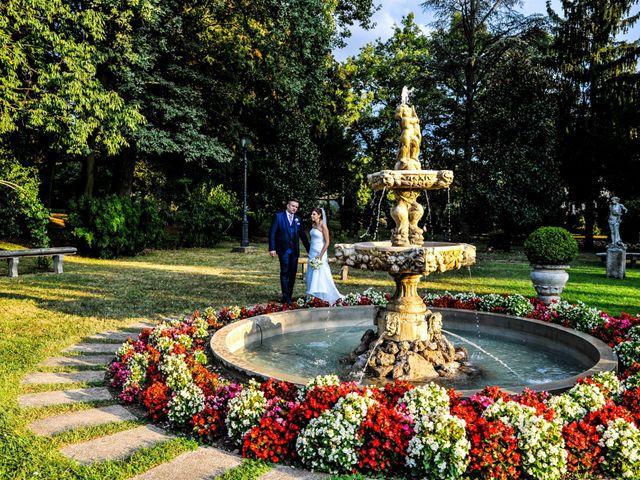 Il matrimonio di Angelo e Laura a Lesmo, Monza e Brianza 14