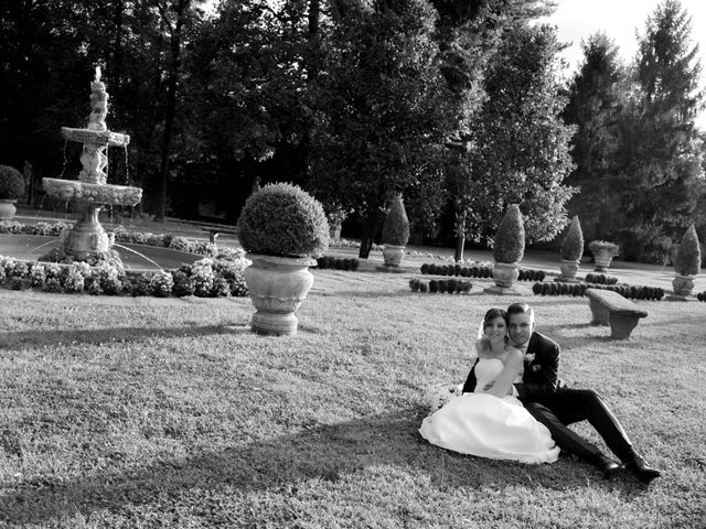 Il matrimonio di Angelo e Laura a Lesmo, Monza e Brianza 15