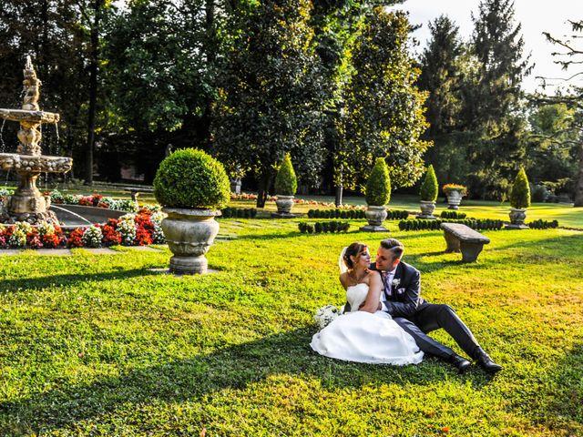 Il matrimonio di Angelo e Laura a Lesmo, Monza e Brianza 16