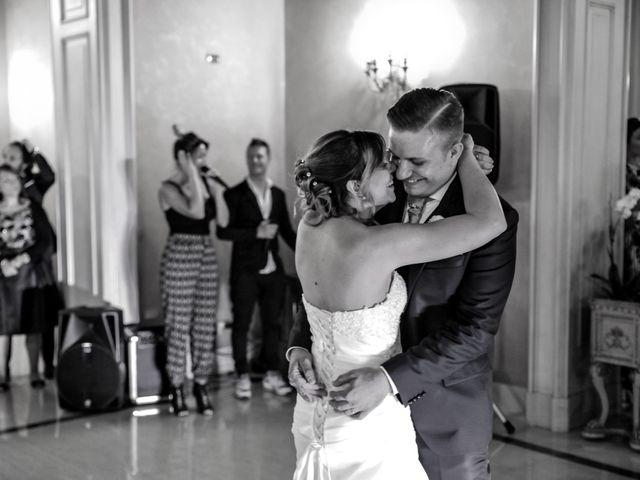 Il matrimonio di Angelo e Laura a Lesmo, Monza e Brianza 18