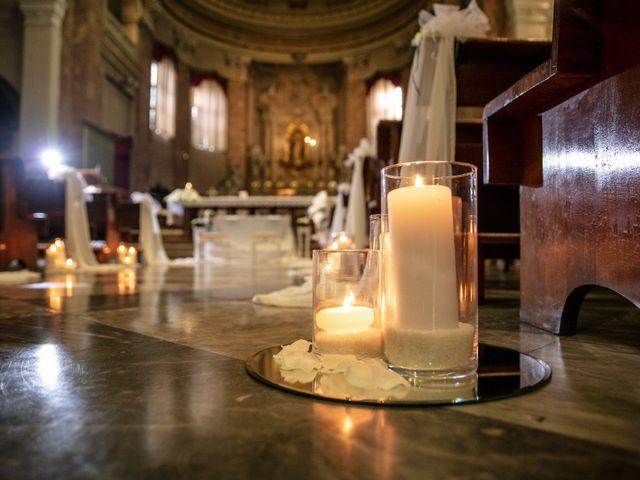 Il matrimonio di Michele e Daniela a Comacchio, Ferrara 7