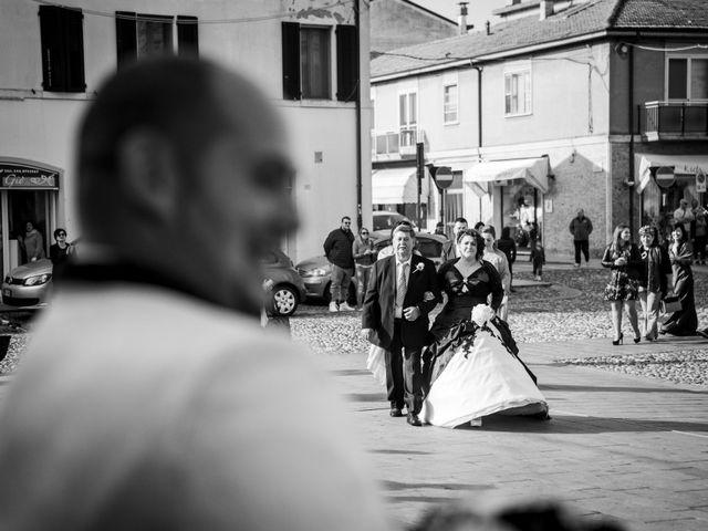 Il matrimonio di Michele e Daniela a Comacchio, Ferrara 15