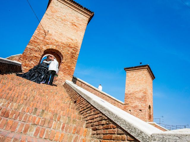 Il matrimonio di Michele e Daniela a Comacchio, Ferrara 34