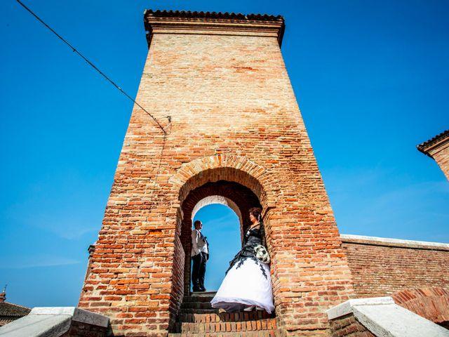 Il matrimonio di Michele e Daniela a Comacchio, Ferrara 35