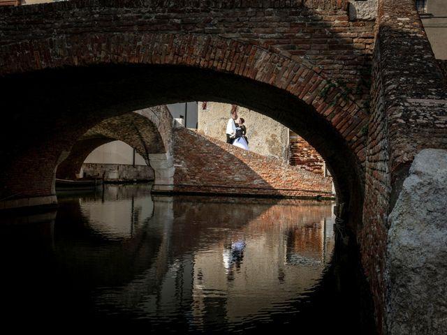 Il matrimonio di Michele e Daniela a Comacchio, Ferrara 38