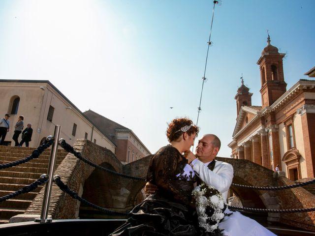 Il matrimonio di Michele e Daniela a Comacchio, Ferrara 39