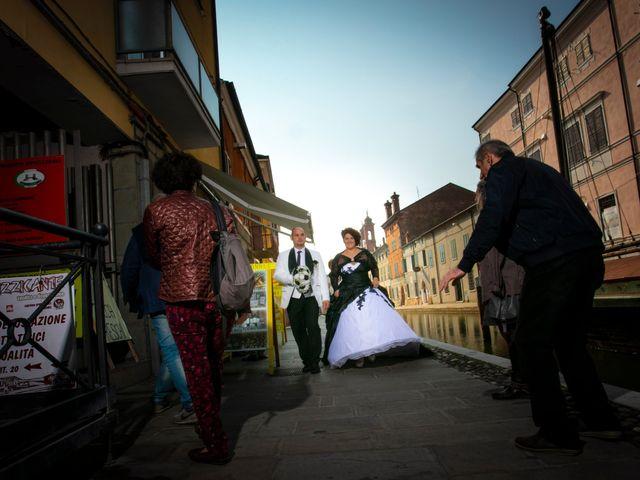 Il matrimonio di Michele e Daniela a Comacchio, Ferrara 40