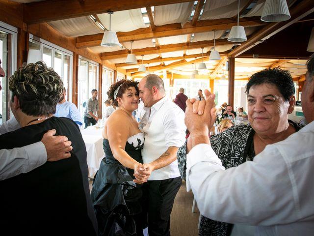 Il matrimonio di Michele e Daniela a Comacchio, Ferrara 54