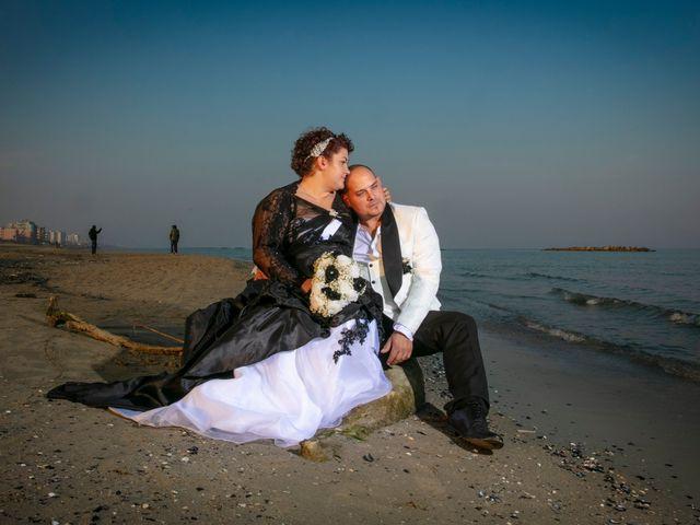 Il matrimonio di Michele e Daniela a Comacchio, Ferrara 1